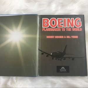 Boeing Planemaker to the World book